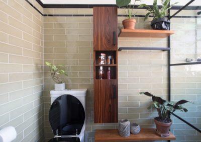 Bathroom Renovation in Santos Palisander