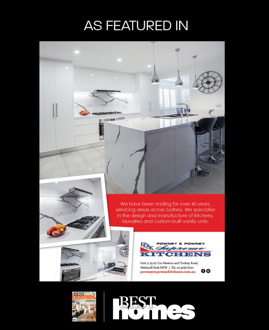 kitchens & bathrooms quarterly