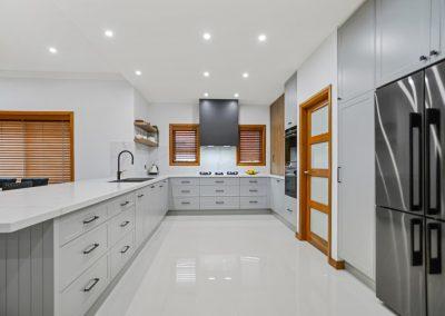 Calacatta Luxe Kitchen Renovation